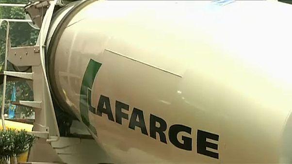 Για συνέργεια σε εγκλήματα κατά της ανθρωπότητας κατηγορείται η Lafarge