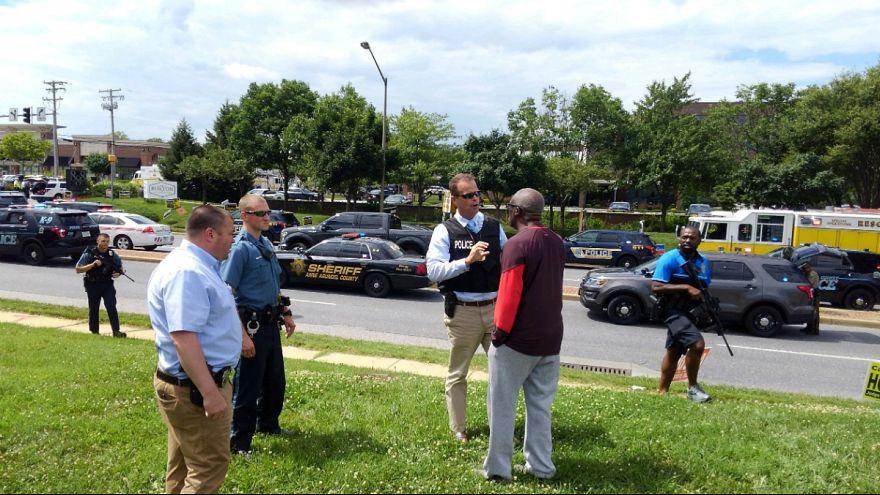 تیراندازی در دفتر یک روزنامه در شهر آناپولیس آمریکا ۵ کشته برجای گذاشت