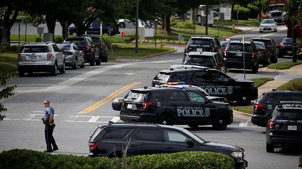 Πυροβολισμοί στα γραφεία εφημερίδας στο Μέριλαντ- Πέντε νεκροί