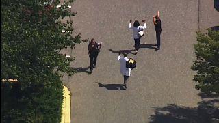 Стрельба в офисе газеты Capital в США: есть жертвы