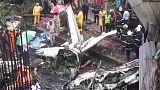 مقتل ستة أشخاص جراء تحطم طائرة صغيرة في الهند
