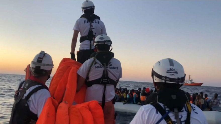 Migrants: MSF responds to Macron's criticism