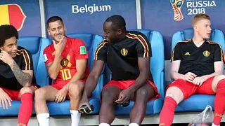 Belga, angol továbbjutás - ebben a sorrendben