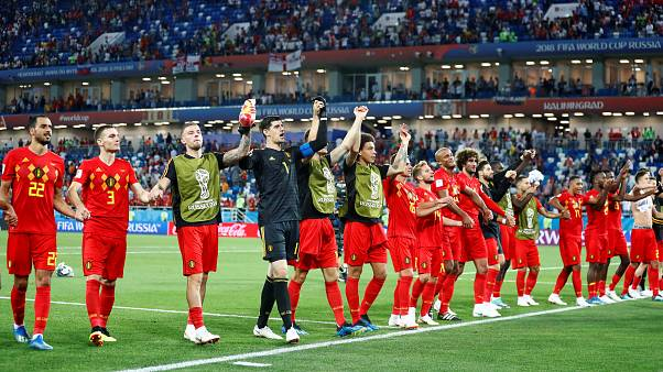 Bélgica, primera tras imponerse en el partido que nadie quería ganar