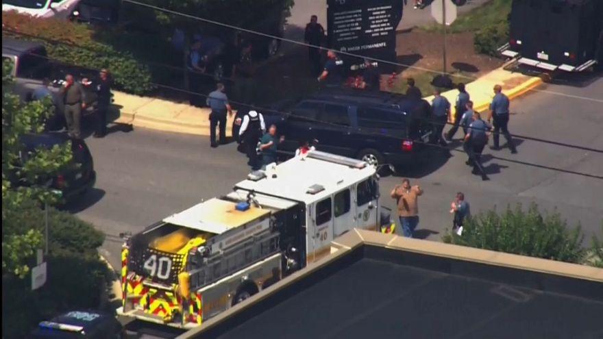 Maryland: preso l'autore della sparatoria nella sede di un giornale