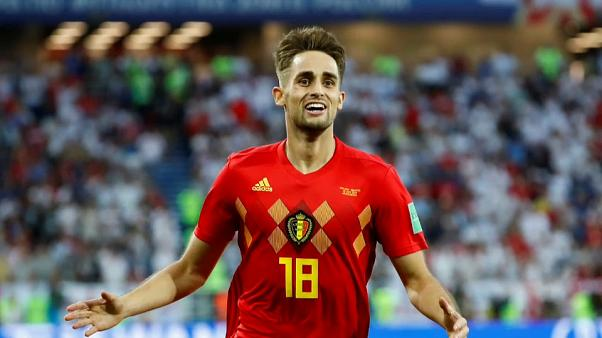 Belgio batte Inghilterra, 1-0