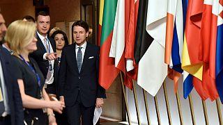توافق رهبران اروپا در زمینه بحران مهاجرت: پناهجو حق انتخاب کشور میزبان را ندارد