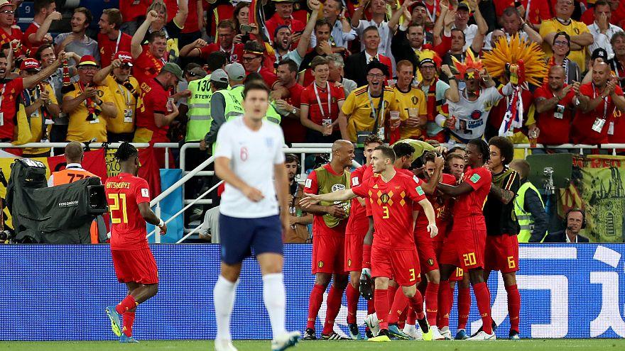 2018 Dünya Kupası son 16 eşleşmeleri belli oldu