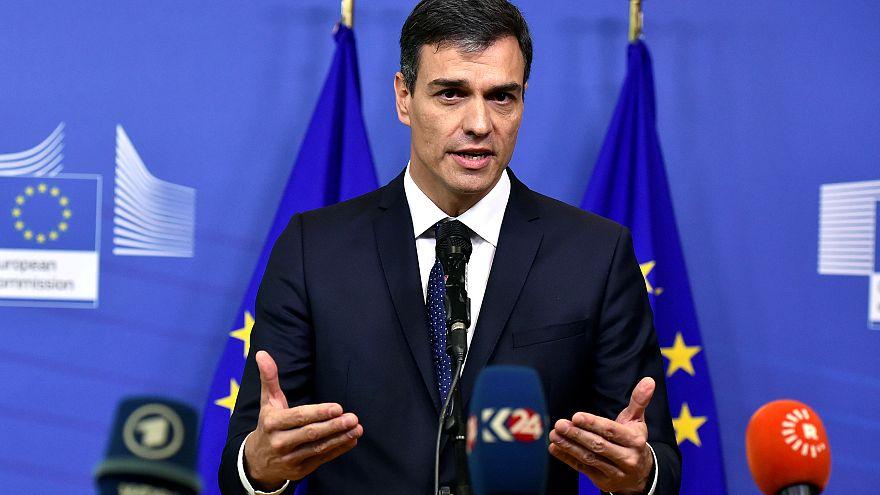 Sánchez, satisfecho del aumento del dinero a España para inmigración