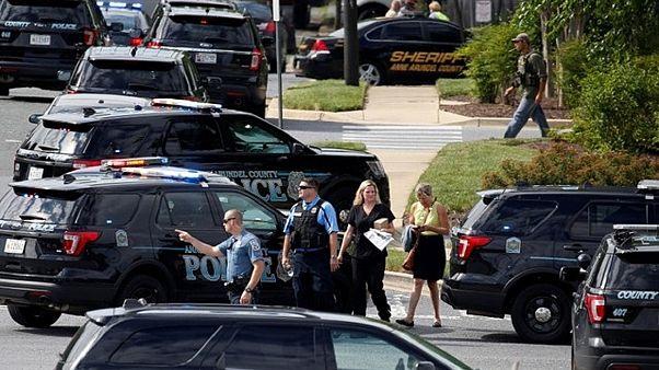 ΗΠΑ: Αιματηρή επίθεση στα γραφεία εφημερίδας στο Μέριλαντ