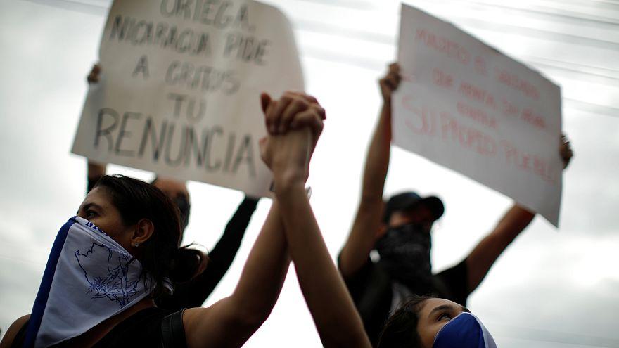EEUU aumenta sus sanciones a Nicaragua
