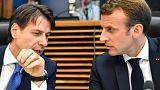 "Migranti: Macron ""soluzione europea"", Merkel ""rimangono divisioni"""