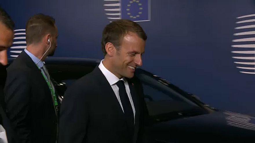 Merkel-Macron: jó üzenet a migrációs megállapodás