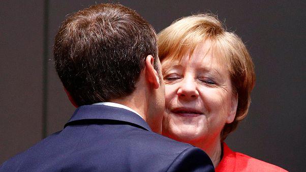 Alemania y Francia aplauden el texto común sobre inmigración