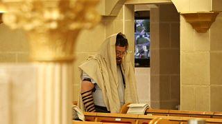 Antisemitismus in Europa auf dem Vormarsch