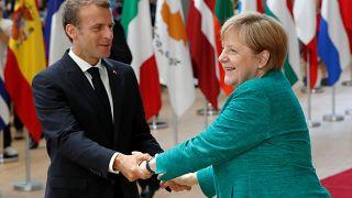 Ικανοποίηση στον γαλλο-γερμανικό άξονα από τη συμφωνία για το μεταναστευτικό