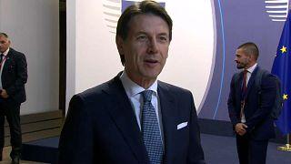 EU-Gipfel: Italien nicht länger allein