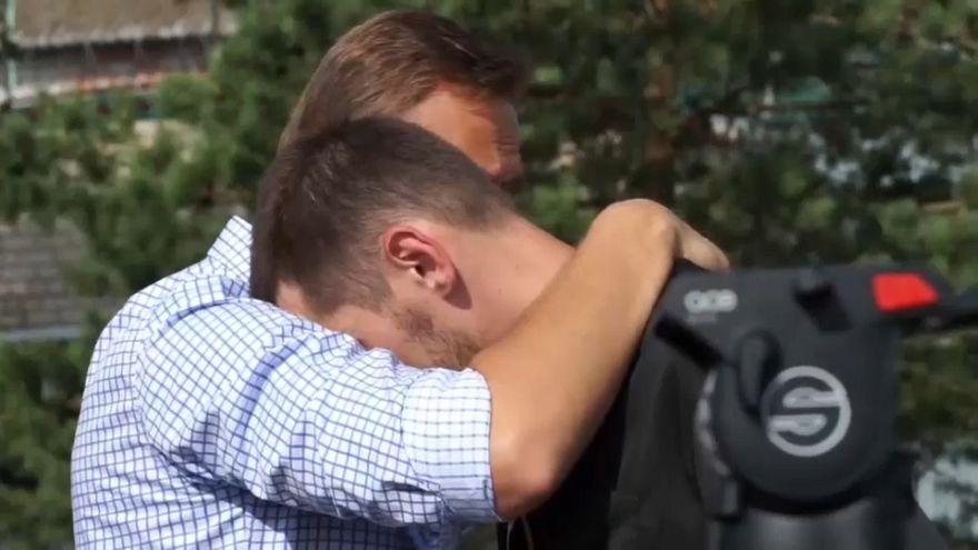 شاهد: إطلاق سراح شقيق المعارض الروسي أليكسي نافالني