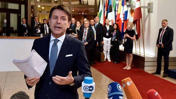 Uma cimeira europeia tensa e cheia de bloqueios