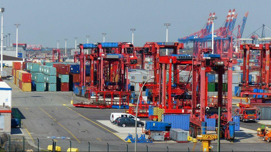 Dış ticaret açığı Mayıs'ta yükseldi