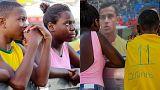 تی شرت شماره یازده کوتینیو عامل شهرت کودک فقیر برزیلی