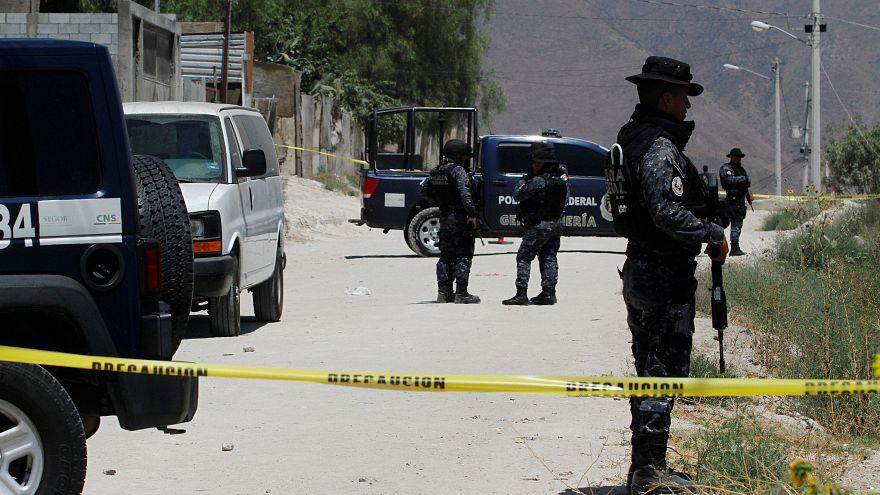 Photo prétexte élections 1er/07/2018 Mexique : pouvoir des cartels.
