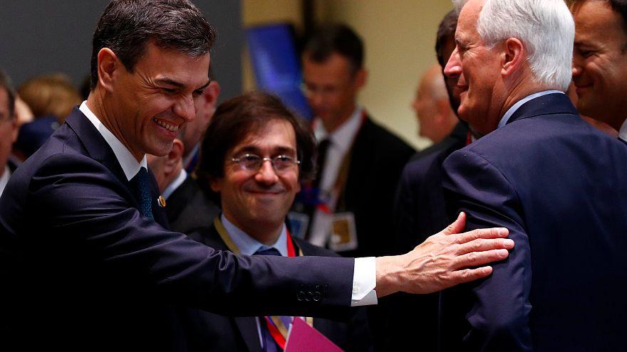 Sigue en directo el cierre de la cumbre europea sobre inmigración