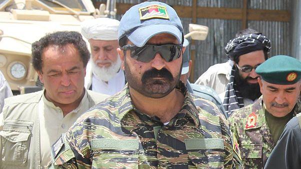فرمانده نیروهای ویژه پلیس افغانستان ترور شد