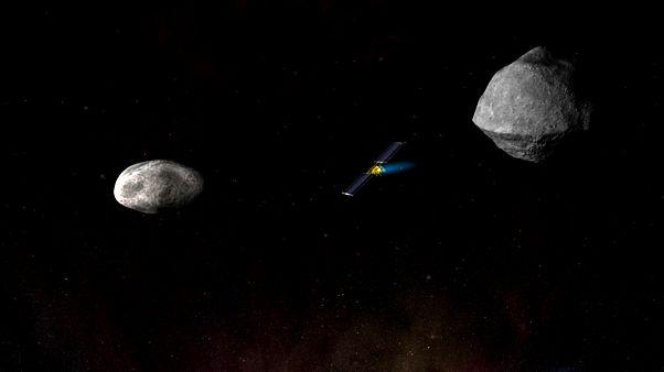 Астероидная опасность