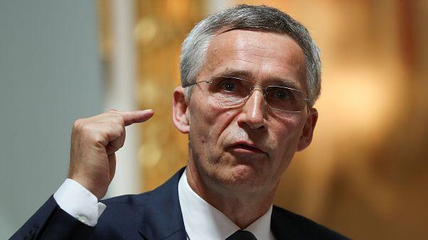 Τη συμφωνία Αθήνας - Σκοπίων καλωσορίζει ο Γ.Γ. του ΝΑΤΟ