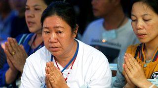 Άκαρπες οι έρευνες στην Ταϊλάνδη για τα 12 αγνοούμενα παιδιά