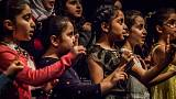 أطفال سوريون بكندا يرفضون المشاركة في مهرجان فني بأمريكا تخوفاً من الحدود