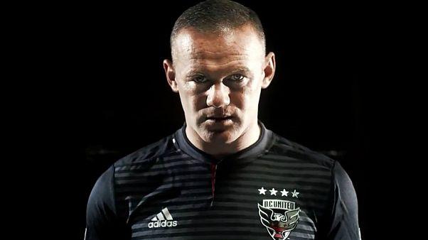 Amerikába szerződött Wayne Rooney