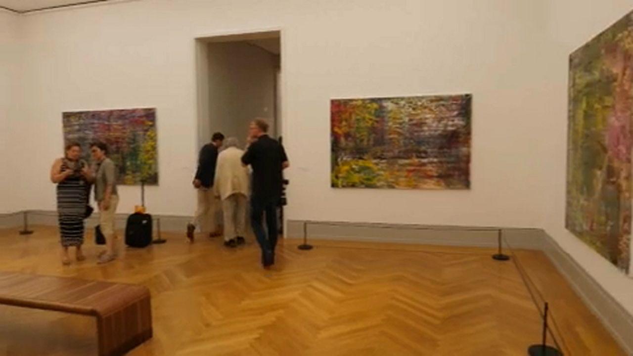 Kiállítás az absztrakt egyik legnagyobb mesterétől