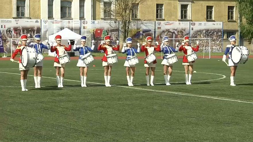 Russia: i Campionati del Mondo dei tifosi