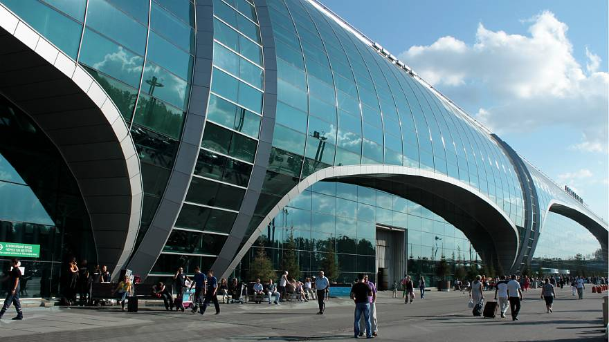 Domodedovo International Airport, Moscow, Russia