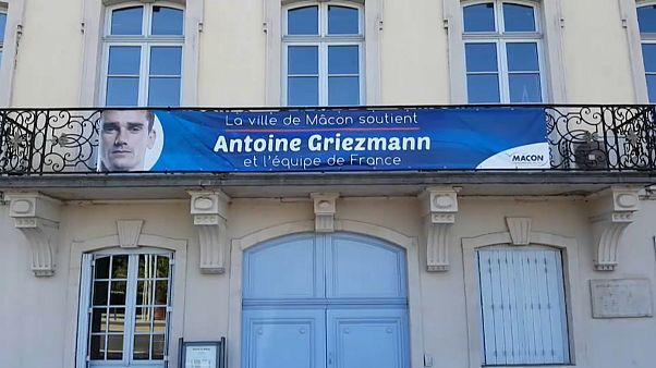 WM 2018: Frankreich stolz auf Antoine Griezmann