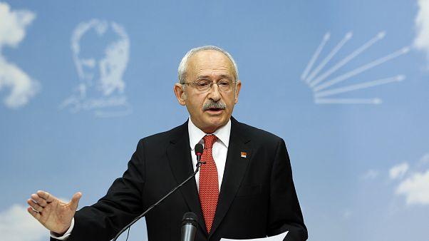 Kılıçdaroğlu: Ülkede kimsenin can ve mal güvenliği yok