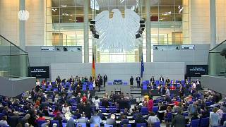 Bundestag billigt Griechenlandhilfe