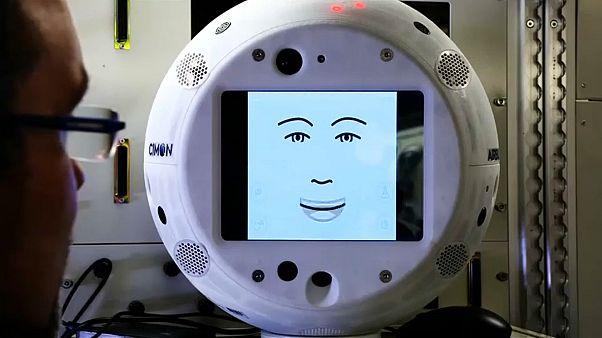 اسپیسایکس ربات باهوش مصنوعی را به ایستگاه فضایی فرستاد