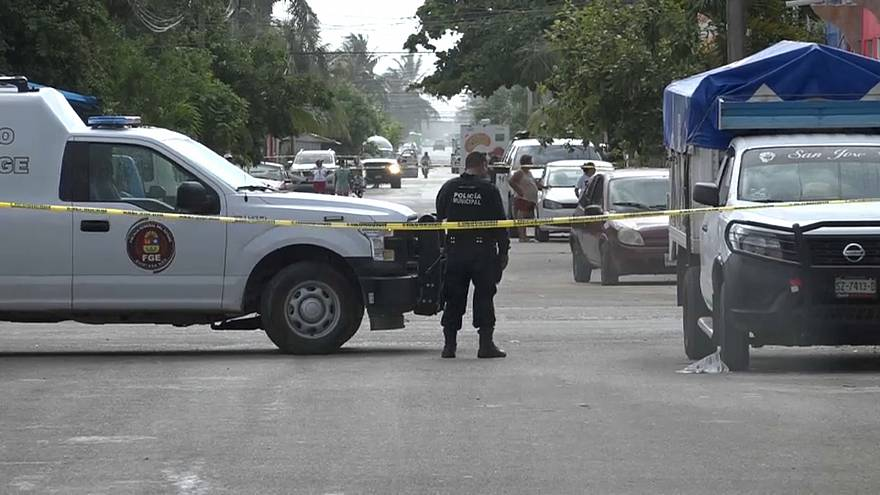 Aumento da violência em destaque nas presidenciais do  México