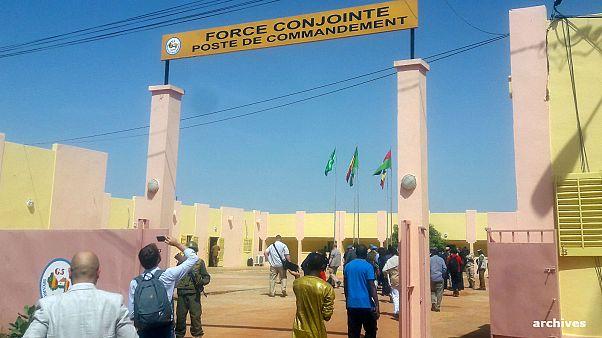 Mali : attaque contre le QG de la force du G5 Sahel