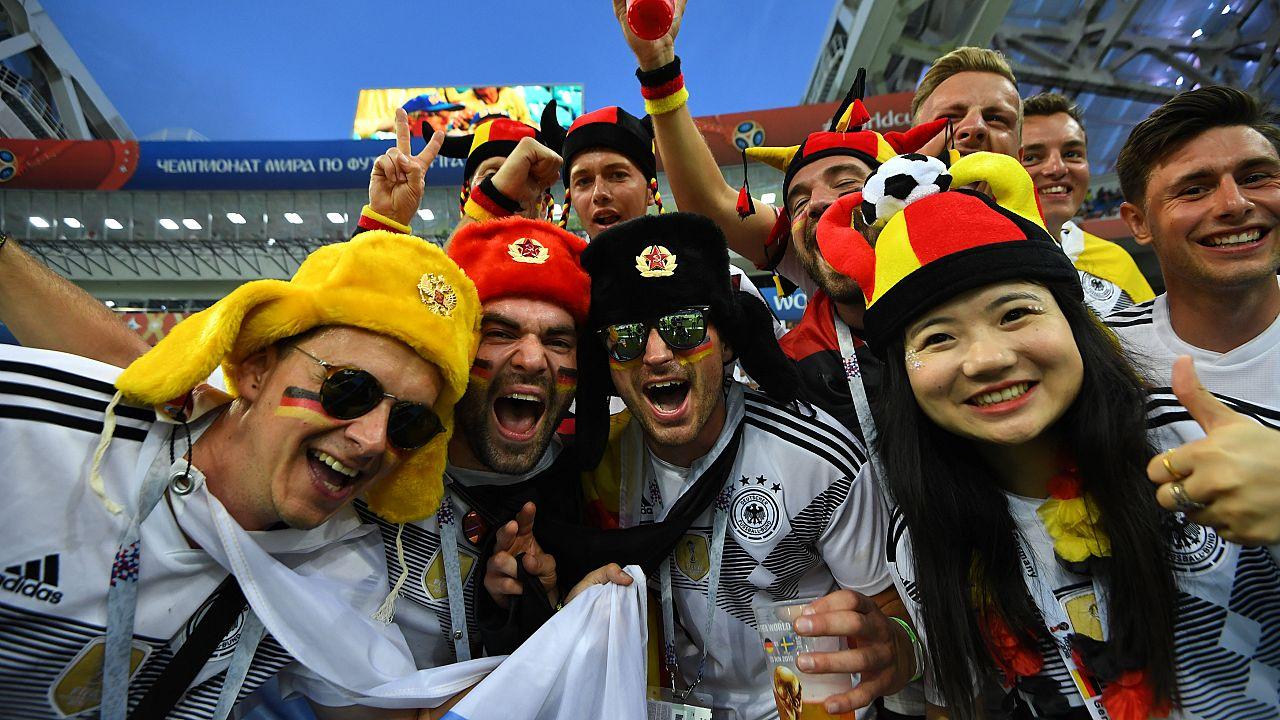 I Mondiali dominano il No Comment della settimana