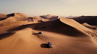Silk Way Rally 2018: the gruelling race prepares to kick off in Russia