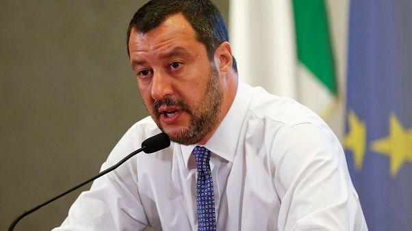 Salvini: Italiens Häfen bleiben im Sommer für NGO-Schiffe gesperrt