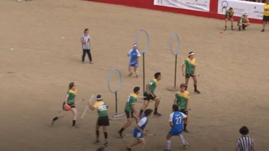 Quidditch World Cup 2018 kicks off in Italy