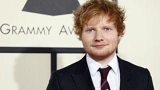 İngiliz şarkıcı Ed Sheeran'a izinsiz alıntı davası açıldı