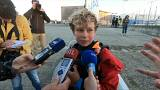 Neuer Rekord: Tom (12) überquert Ärmelkanal