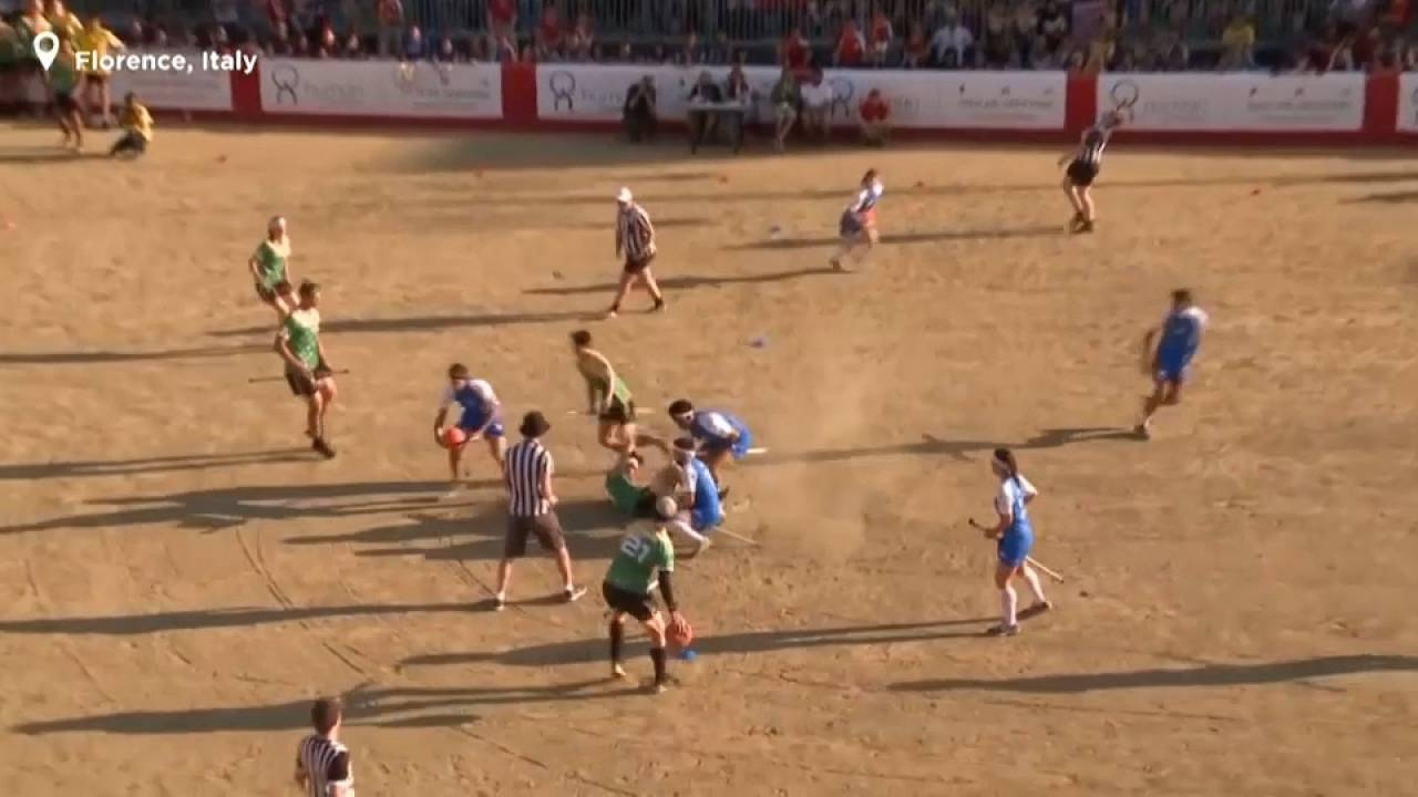A Firenze la coppa del mondo di Quidditch (ma le scope non sono volanti)