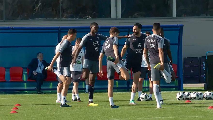 WM 2018: Frankreich trifft im Achtelfinale auf Argentinien